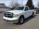 Used 2013 Dodge Ram 1500 SLT REG CAB LONGBOX 4X4 HEMI CALL BELLEVILLE @ 1-8 for sale in Picton, ON