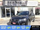 Used 2015 Lexus RX 350 F Sport ** Nav, Leather, AWD, Sunroof ** for sale in Bowmanville, ON