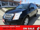 Used 2010 Cadillac SRX LEATHER, BOSE SPEAKERS, DUAL CLIMATE CONTROL! for sale in St Catharines, ON