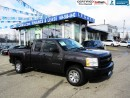 Used 2011 Chevrolet Silverado 1500 EXT CAB ...payments from $78 biweekly oac*** for sale in Surrey, BC