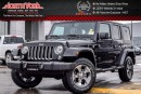 New 2017 Jeep Wrangler Unlimited New Car Sahara 4x4|Nav|Leather|Connect.,LED Lights Pkgs|18