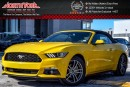 Used 2016 Ford Mustang EcoBoost Premium Nav|Backup Cam|Leather|R.Start|18