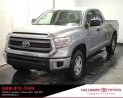 Used 2015 Toyota Tundra 4x4 Dbl Cab SR 5.7 6A for sale in Mono, ON