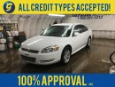 Used 2012 Chevrolet Impala KEYLESS ENTRY*POWER WINDOWS/LOCKS/MIRRORS*POWER DRIVER SEAT*CD/MP3 W/AUX INPUT*ALLOY WHEELS* for sale in Cambridge, ON