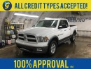 Used 2011 Dodge Ram 1500 OUTDOORSMAN*QUAD CAB*HEMI*4WD*KEYLESS ENTRY*POWER WINDOWS/LOCKS*POWER HEATED TOW MIRRORS*SPRAY IN BED LINER** for sale in Cambridge, ON