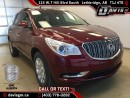 New 2017 Buick Enclave AWD-Heated Leather, 7 Passenger, Dual Panel Moonroof, Heated Steering Wheel for sale in Lethbridge, AB