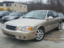 Used 2004 Kia Magentis LX for sale in Dundas, ON