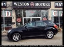 Used 2013 Chevrolet Equinox *V6 *BT *4CYLINDER *ACCIDENT FREE *ALLOY WHEELS for sale in York, ON