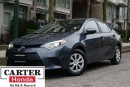 Used 2014 Toyota Corolla CE + BLUETOOTH + LOCAL +  LOW KM! for sale in Vancouver, BC
