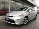 Used 2013 Toyota Prius Nav,sunroof,local,one owner for sale in Surrey, BC
