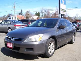 Used 2006 Honda Accord SE for sale in Kitchener, ON