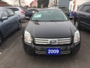 Used 2009 Ford Fusion 2.3 litre for sale in Etobicoke, ON