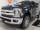 Used 2017 Ford F-350 Lariat 6.7L V8 4x4, NAV, heated/cooled front seats, back up cam. A REAL truck! for sale in Edmonton, AB