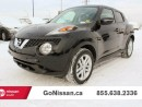 Used 2016 Nissan Juke Automatic, Air conditioning, Super Low KM's!! for sale in Edmonton, AB