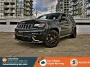 Used 2014 Jeep Grand Cherokee SRT, NO ACCIDENTS, LOCALLY DRIVEN, ONE OWNER, WELL MAINTAINED, FULLY LOADED, FREE LIFETIME ENGINE WARRANTY! for sale in Richmond, BC