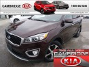 Used 2016 Kia Sorento EX AWD KIA CERTIFIED PRE-OWNED for sale in Cambridge, ON