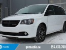 Used 2016 Dodge Grand Caravan SXT, DVD, BLACK OUT PACKAGE for sale in Edmonton, AB