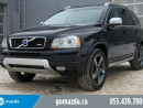Used 2013 Volvo XC90 3.2 R-DESIGN LEATHER ROOF NAVI for sale in Edmonton, AB