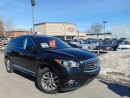 Used 2014 Infiniti QX60 AWD-TECH PKG-NAVIGATION for sale in Scarborough, ON
