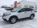 Used 2014 Honda CR-V LX 2WD for sale in Smiths Falls, ON