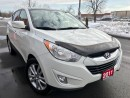 Used 2011 Hyundai Tucson LIMITED-ALL CREDIT ACCEPTED for sale in Scarborough, ON