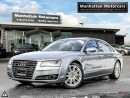 Used 2013 Audi A8 A8 L 3.0T QUATTRO ULTRA PREMIUM | NAV | CAM | PANO for sale in Scarborough, ON
