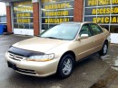 Used 2002 Honda Accord SE 79000KMS ONLY for sale in Oakville, ON