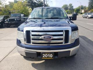 Used 2010 Ford F-150 SuperCrew| DOUBLE CAB| 4 DOOR| XLT| 4X4 for sale in Toronto, ON