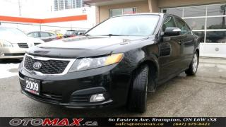 Used 2009 Kia Magentis SX | NO ACCIDENT | LEATHER SEATS | NAVIGATION | CE for sale in Brampton, ON