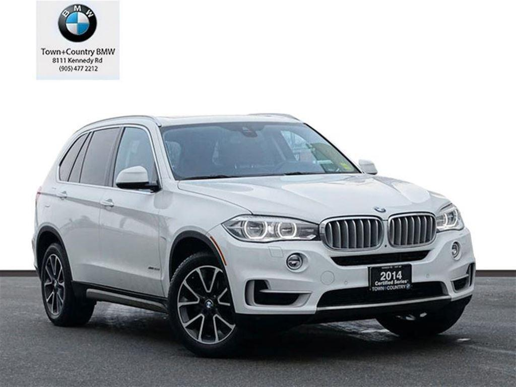 used 2014 bmw x5 xdrive35d xline technology package for sale in unionville ontario. Black Bedroom Furniture Sets. Home Design Ideas