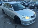 Used 2003 Acura EL Touring w/Aero Pkg/5SP/LOADED/SOILER for sale in Scarborough, ON