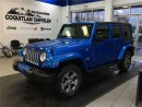 Used 2016 Jeep Wrangler Unlimited Sahara for sale in Coquitlam, BC