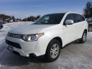 Used 2014 Mitsubishi Outlander ES - Handsfree - 4x4 for sale in Norwood, ON