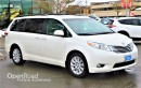 Used 2014 Toyota Sienna XLE LIMITED AWD for sale in Richmond, BC