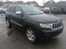 Used 2011 Jeep Grand Cherokee LIMITED**NAVIGATION**DVD ENTERTAINMENT** for sale in Mississauga, ON