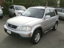Used 2001 Honda CR-V GT, Leather, new tires, for sale in Surrey, BC