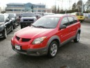Used 2003 Pontiac Vibe all wheel drive, sunroof, for sale in Surrey, BC