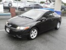 Used 2006 Honda Civic EX, coupe, sunroof, for sale in Surrey, BC