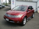 Used 2007 Nissan Murano SL for sale in Surrey, BC