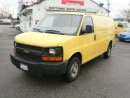 Used 2007 Chevrolet Express 2500 CARGO, Bulkhead, Shelving, for sale in Surrey, BC