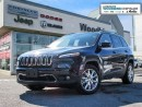 Used 2016 Jeep Cherokee NOT A RENTAL-EXECUTIVE DRIVEN-LOW KMS!!! for sale in Markham, ON