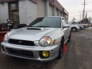 Used 2003 Subaru WRX AWD , WRX , 2.0 Turbo for sale in North York, ON