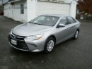Used 2016 Toyota Camry LE for sale in Surrey, BC