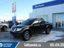 Used 2016 Nissan Frontier PRO-4X, Sunroof, Nav for sale in Edmonton, AB
