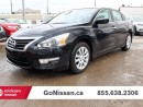 Used 2015 Nissan Altima 2.5 S for sale in Edmonton, AB