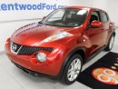 Used 2014 Nissan Juke AWD, LEATHER, NAV, SUNROOF! for sale in Edmonton, AB