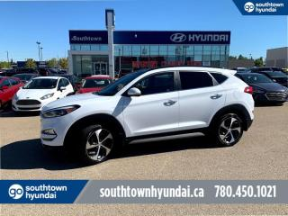 Used 2017 Hyundai Tucson ULTIMATE/PANO ROOF/HEADS UP/COOLED SEATS for sale in Edmonton, AB