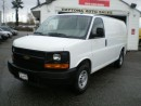 Used 2015 Chevrolet Express 2500 Cargo for sale in Surrey, BC