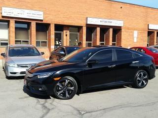 Used 2016 Honda Civic Touring for sale in North York, ON