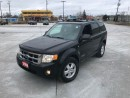 Used 2008 Ford Escape XLT, AWD, Automatic, leather, Sunroof, certified, for sale in North York, ON